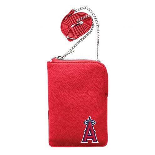 Los Angeles Angels Pebble Smart Purse