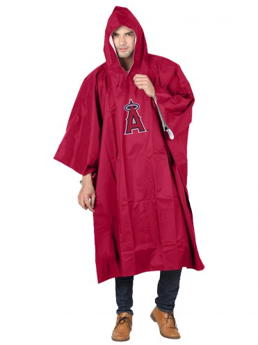 Los Angeles Angels Rain Poncho
