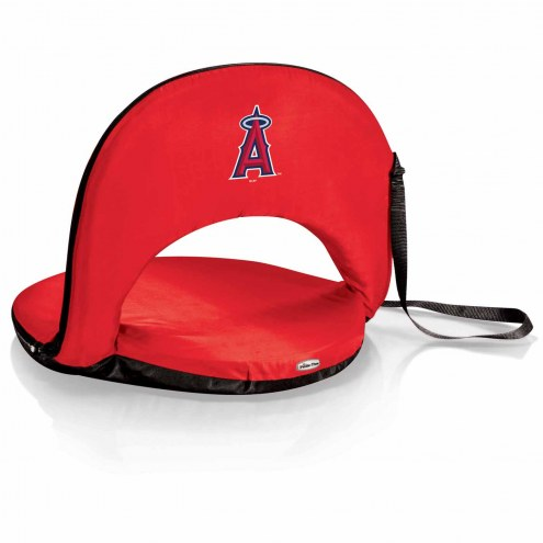 Los Angeles Angels Red Oniva Beach Chair