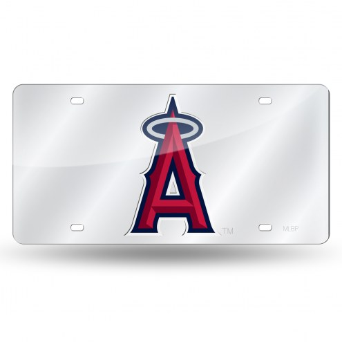 Los Angeles Angels Laser Cut License Plate