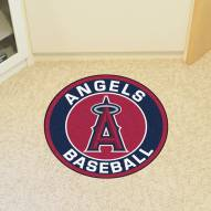 Los Angeles Angels Rounded Mat