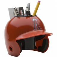 Los Angeles Angels Schutt Batting Helmet Desk Caddy