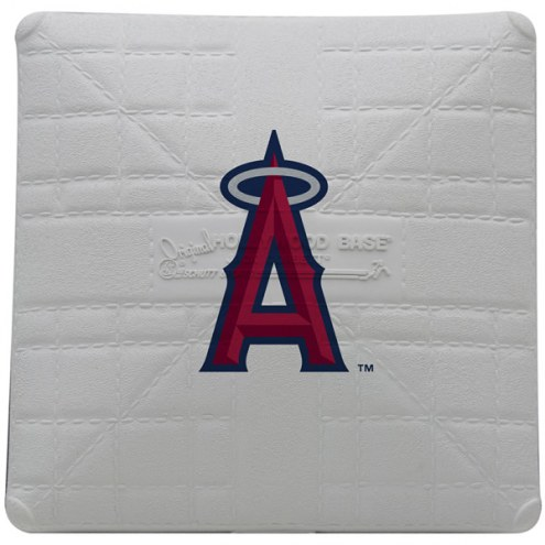 Los Angeles Angels Schutt MLB Mini Baseball Base