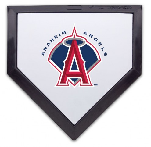 Los Angeles Angels Schutt MLB Mini Home Plate