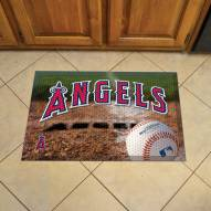 Los Angeles Angels Scraper Door Mat