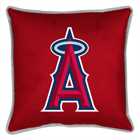 Los Angeles Angels Sidelines Pillow