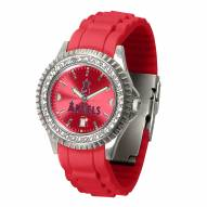 Los Angeles Angels Sparkle Women's Watch