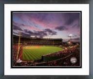Los Angeles Angels Stadium Framed Photo