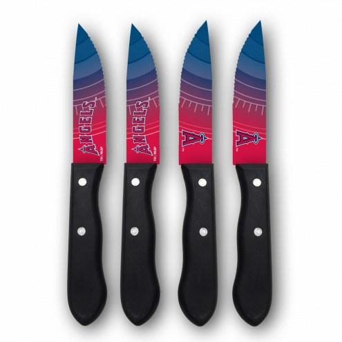 Los Angeles Angels Steak Knives