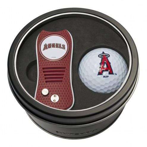 Los Angeles Angels Switchfix Golf Divot Tool & Ball