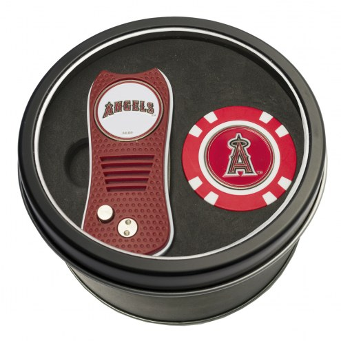 Los Angeles Angels Switchfix Golf Divot Tool & Chip