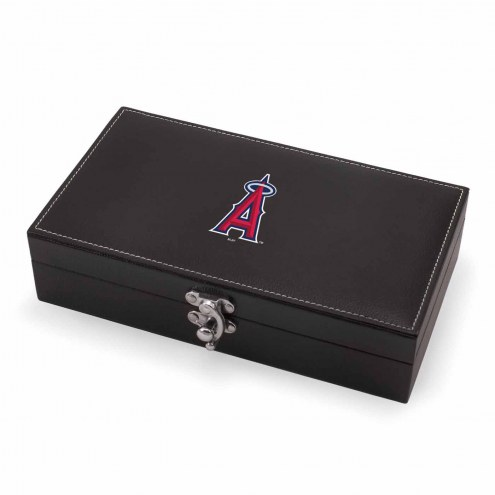 Los Angeles Angels Syrah Wine Gift Set