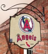 Los Angeles Angels Tavern Sign