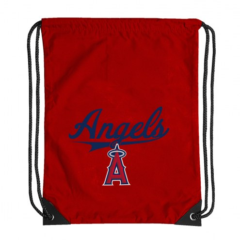 Los Angeles Angels Team Spirit Backsack