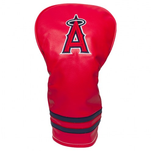 Los Angeles Angels Vintage Golf Driver Headcover