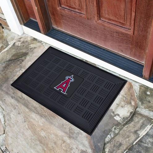 Los Angeles Angels Vinyl Door Mat