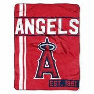Los Angeles Angels Walk Off Throw Blanket