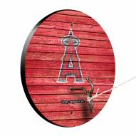 Los Angeles Angels Weathered Design Hook & Ring Game