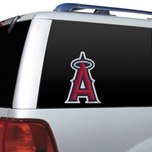Los Angeles Angels Window Film
