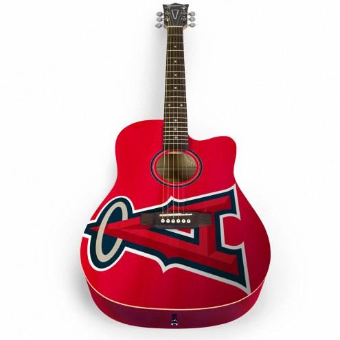 Los Angeles Angels Woodrow Acoustic Guitar