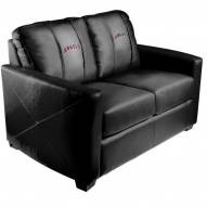 Los Angeles Angels XZipit Silver Loveseat with Secondary Logo