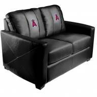 Los Angeles Angels XZipit Silver Loveseat