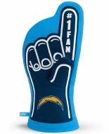 Los Angeles Chargers #1 Fan Oven Mitt