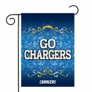 "Los Angeles Chargers 13"" x 18"" Garden Flag"