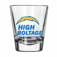 Los Angeles Chargers 2 oz. Gameday Shot Glass