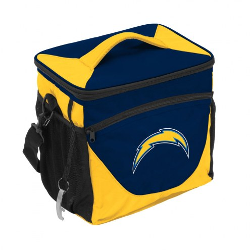Los Angeles Chargers 24 Can Cooler