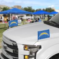 Los Angeles Chargers Ambassador Car Flags