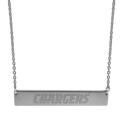 Los Angeles Chargers Bar Necklace