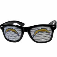 Los Angeles Chargers Black Game Day Shades