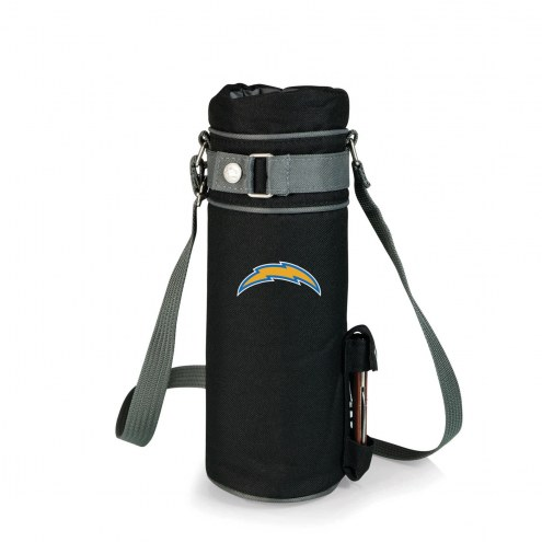 Los Angeles Chargers Black Wine Sack