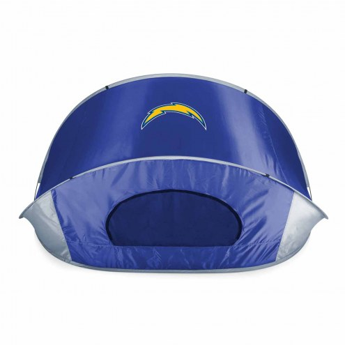 Los Angeles Chargers Blue Manta Sun Shelter