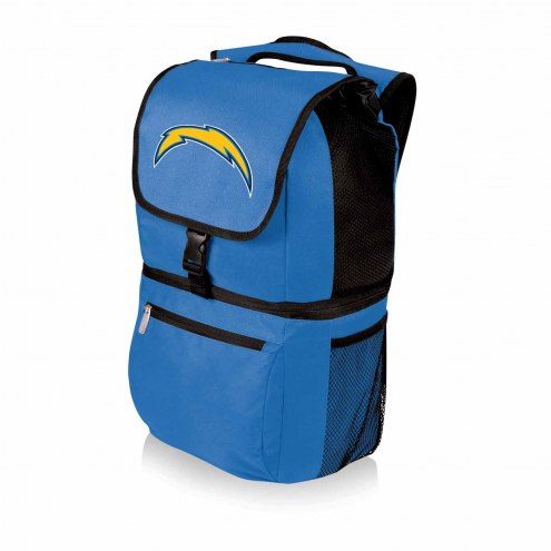 Los Angeles Chargers Blue Zuma Cooler Backpack