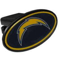 Los Angeles Chargers Class III Plastic Hitch Cover