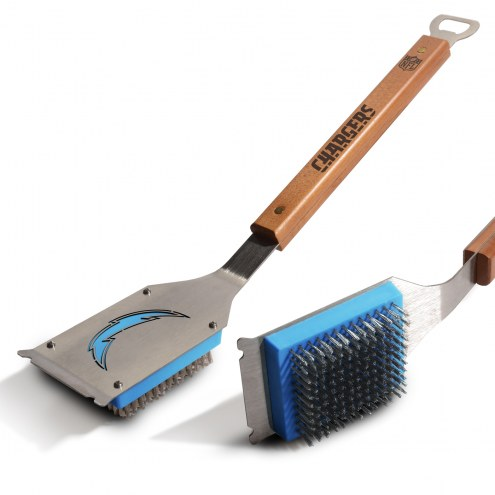 Los Angeles Chargers Classic Grill Brush