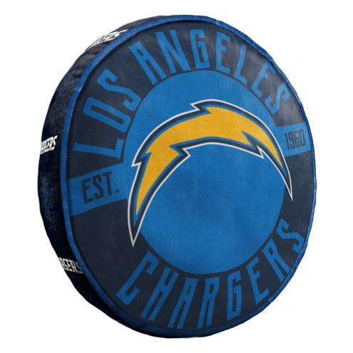 Los Angeles Chargers Cloud Travel Pillow