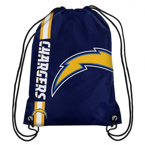 Los Angeles Chargers Drawstring Backpack