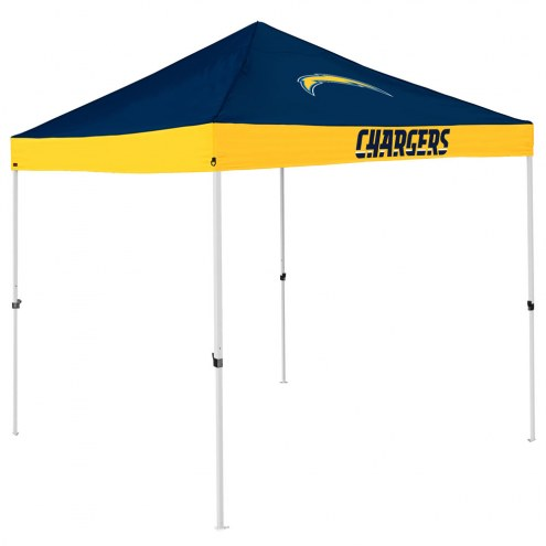 Los Angeles Chargers Economy Tailgate Canopy Tent