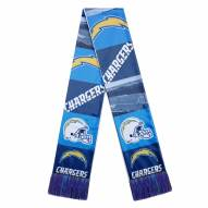Los Angeles Chargers Printed Scarf