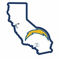 """Los Angeles Chargers Home State 11"""""""" Magnet"""