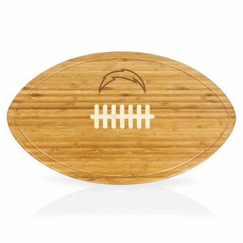 Los Angeles Chargers Kickoff Cutting Board
