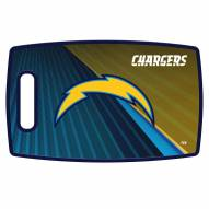 Los Angeles Chargers Large Cutting Board