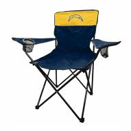 Los Angeles Chargers Legacy Tailgate Chair
