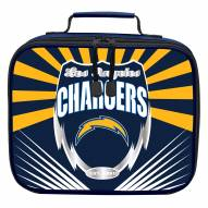 Los Angeles Chargers Lightning Lunch Box
