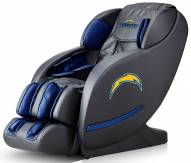 Los Angeles Chargers Luxury Zero Gravity Massage Chair