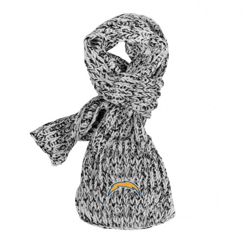 Los Angeles Chargers Marled Scarf