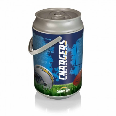 Los Angeles Chargers Mega Can Cooler